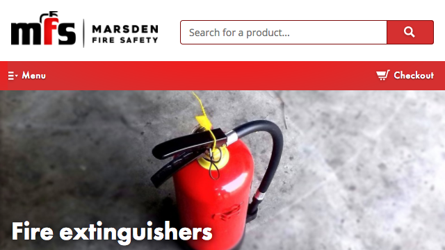 Marsden Fire Safety Ltd